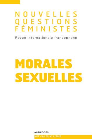 Nouvelles Questions Féministes Vol. 35, No1