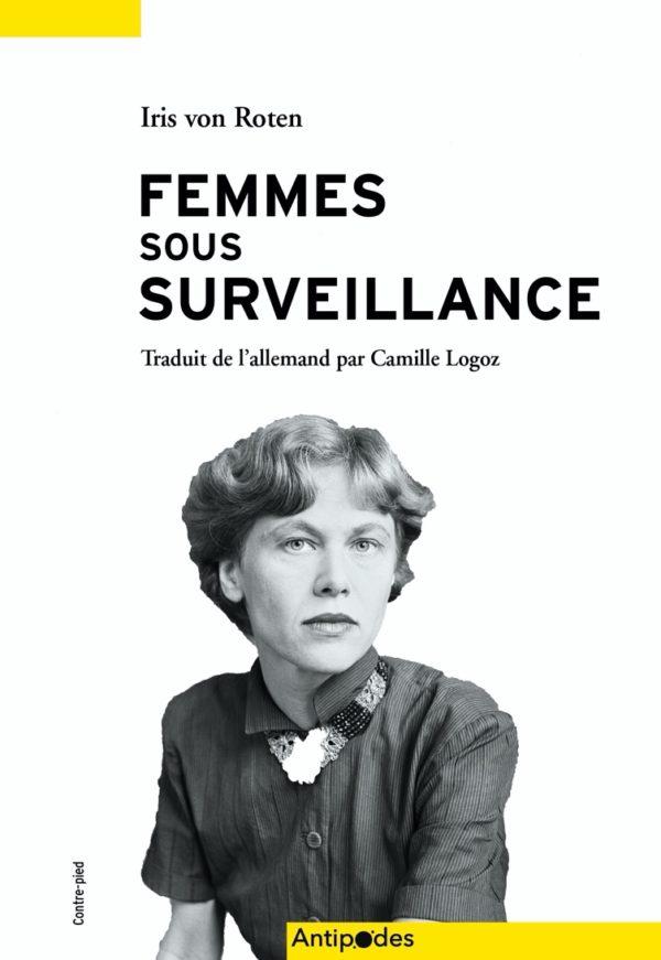 couverture de Femmes sous surveillance